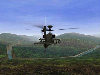 Apache Havoc - Frères ennemis