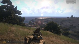Test ArmA III PC - Screenshot 86