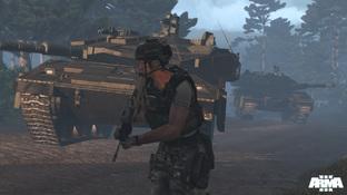 Une alpha pour Arma 3