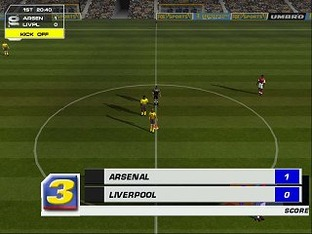 Test Actua Soccer 3 PC - Screenshot 1