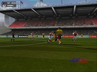 Test Actua Soccer 3 PC - Screenshot 3