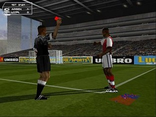 Test Actua Soccer 3 PC - Screenshot 4