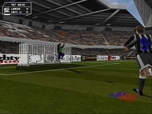 Test Actua Soccer 3 PC - Screenshot 5