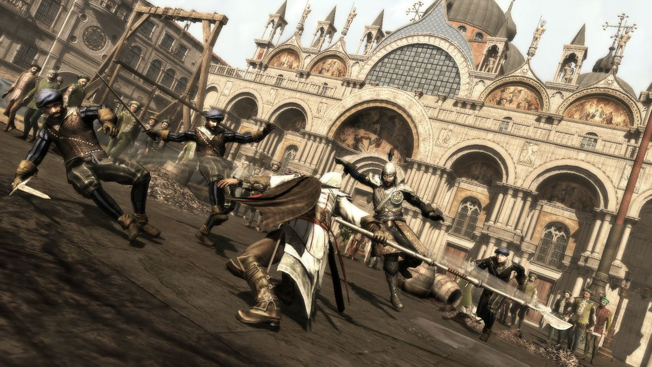 ASSASSIN'S CREED II CLONE DVD MULTI 9 + CRACK