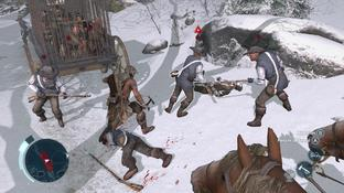 Images Assassin's Creed III : La Tyrannie du Roi Washington - Partie 1 - D�shonneur PC - 14