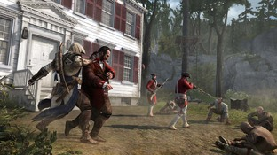 Aperçu Assassin's Creed III PC - Screenshot 121