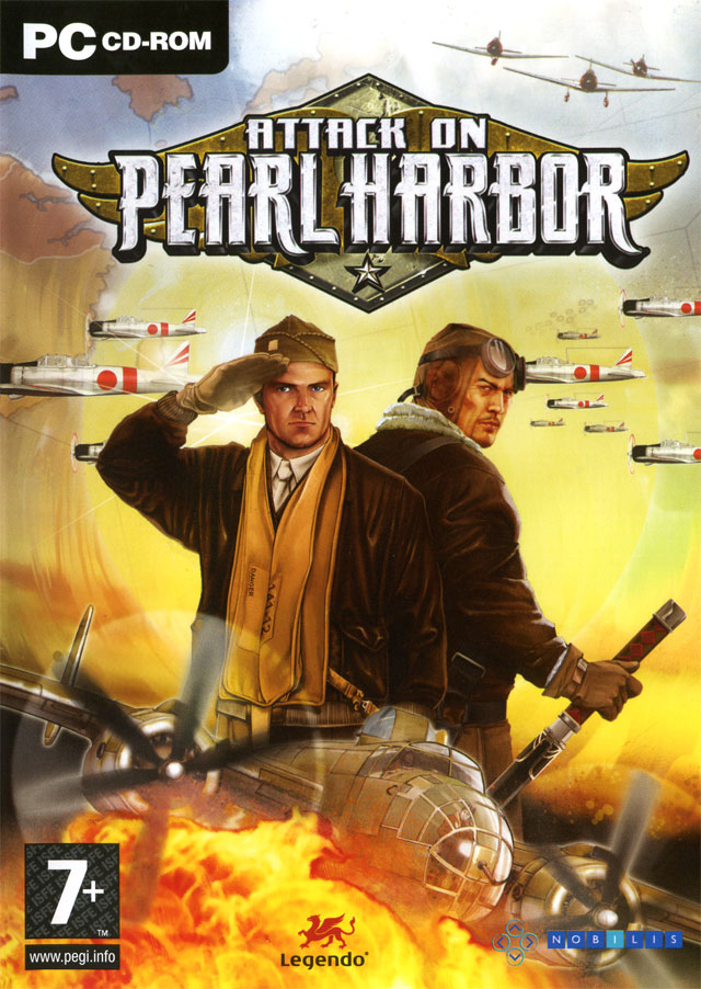 [RS] Attack on peral harbord