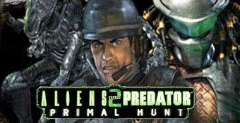 Aliens versus Predator 2 : Primal Hunt