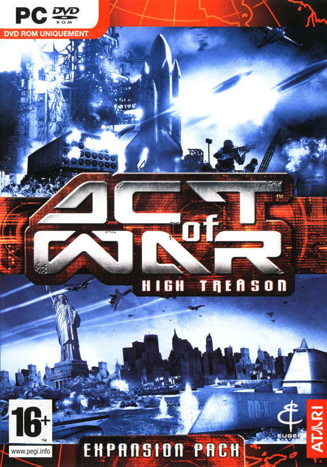 Act of War : High Treason