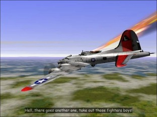 Test B17 Flying Fortress : The Mighty Eight PC - Screenshot 1