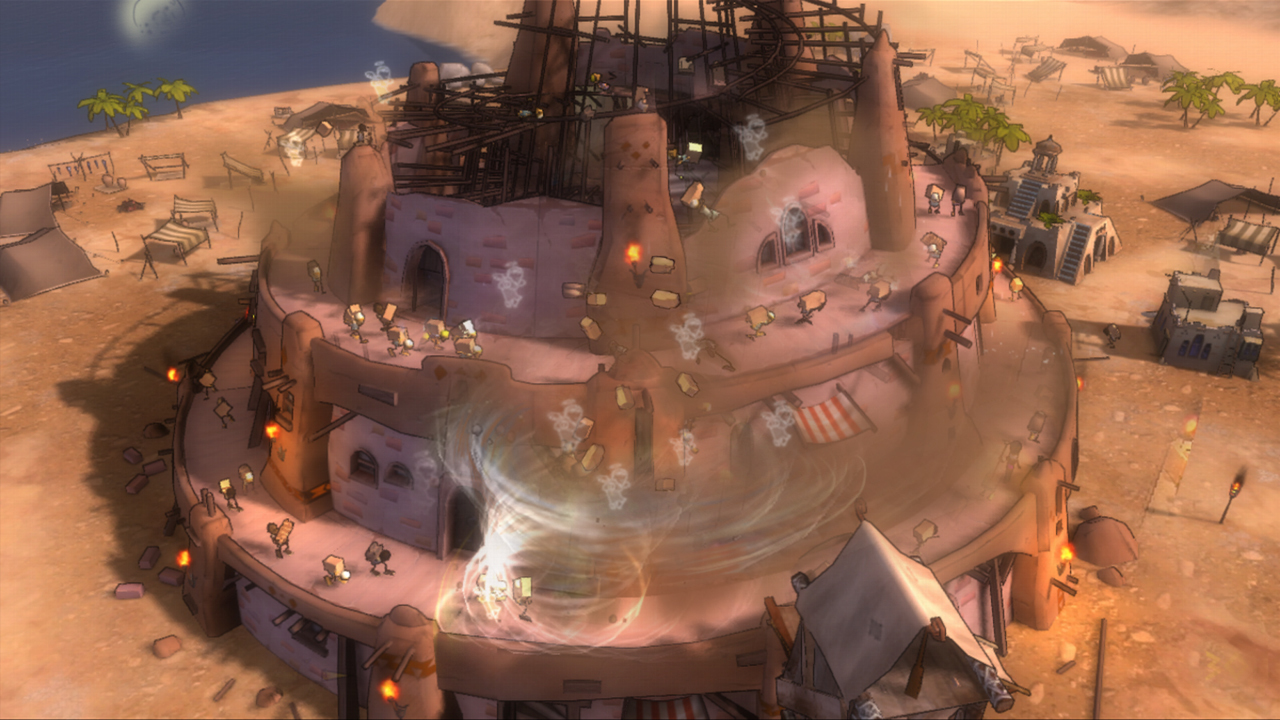لعبة Babel Rising PC بحجم 200 ميغا رابط مباشر