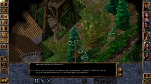 Test Baldur's Gate : Enhanced Edition PC - Screenshot 47