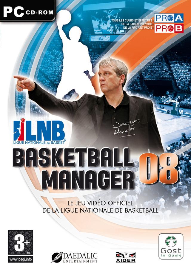 lnb basketball manager 2008