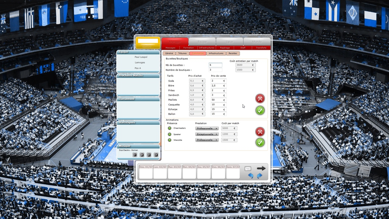 Images Basketball Pro Management 2013 PC - 15