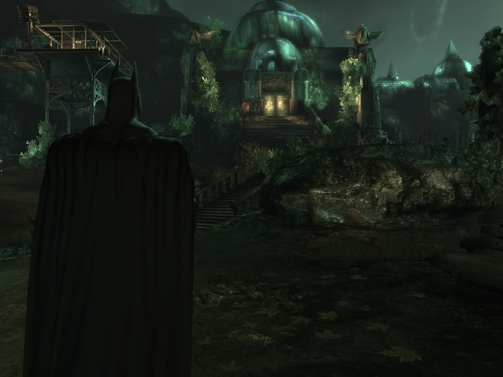 Batman Arkham Asylum GOTY Edition   REPACK   2.8 GB