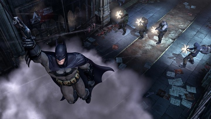Images Batman Arkham City PC - 7