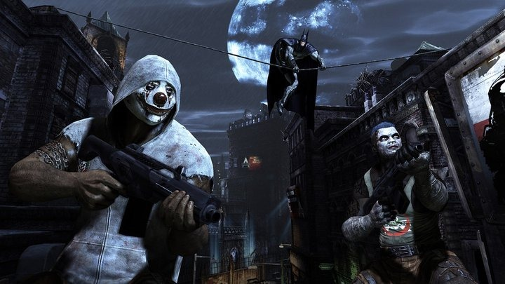 Images Batman Arkham City PC - 14