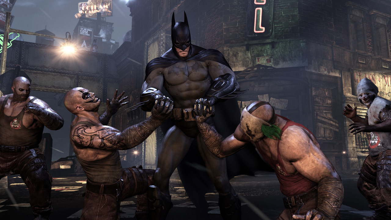 Images Batman Arkham City PC - 32