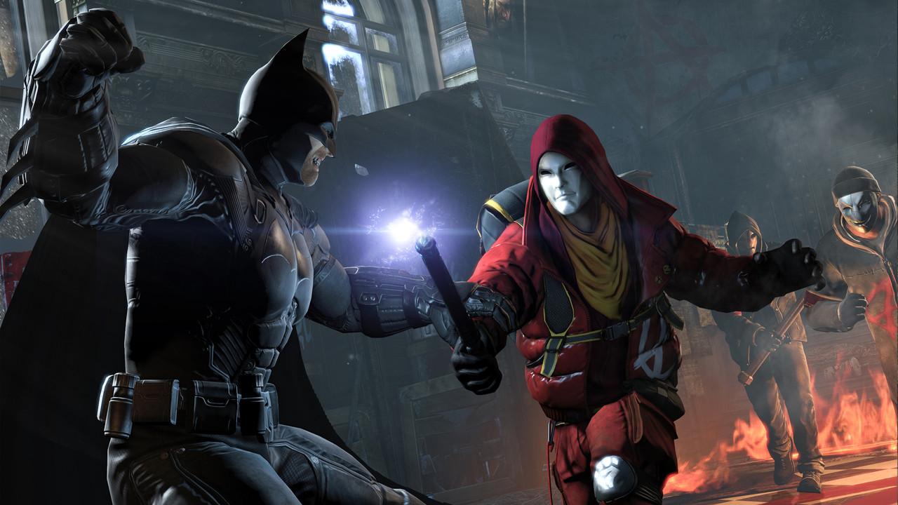 Batman: Arkham Origins - Initiation ScreenShot