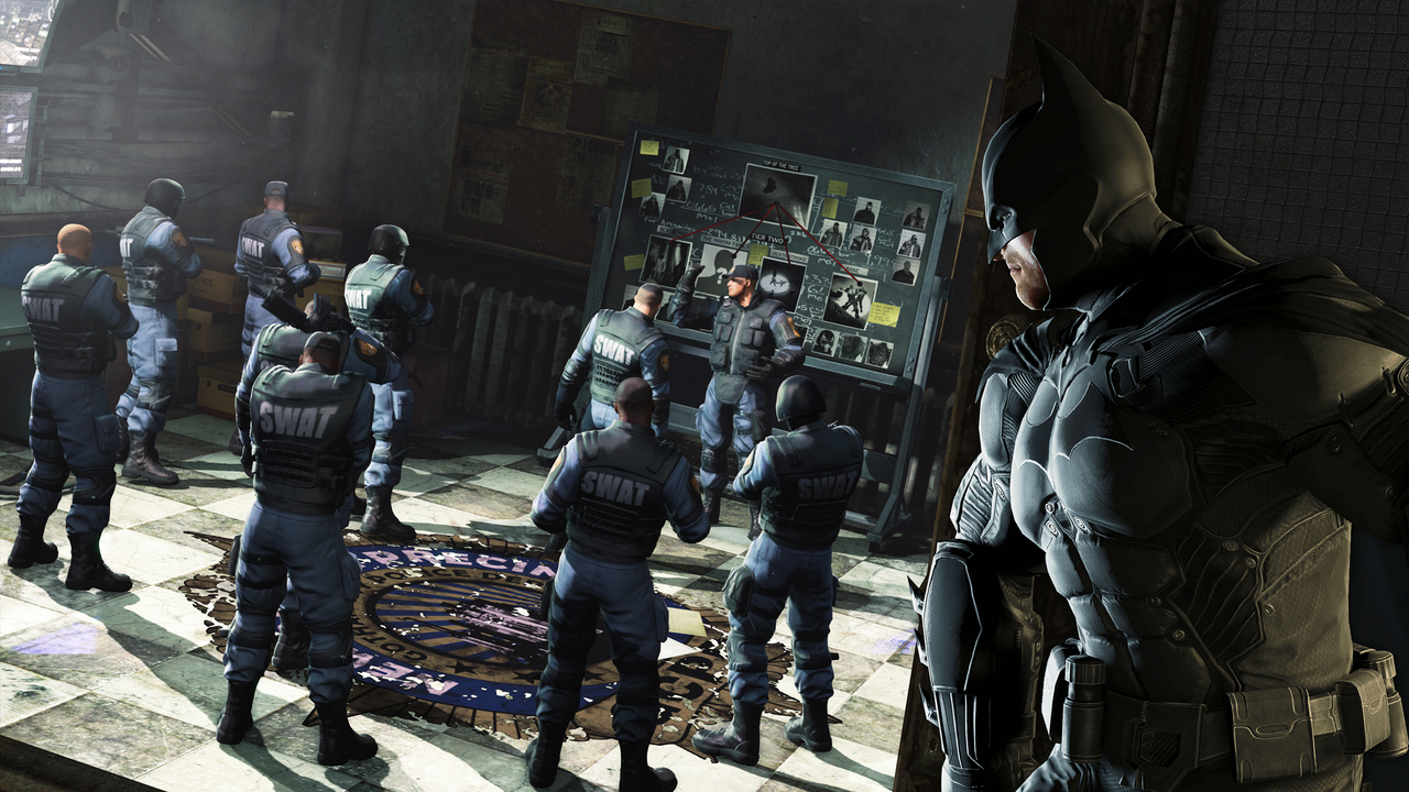 Batman Arkham Origins RELOADED + UPDATE 1 AND 2