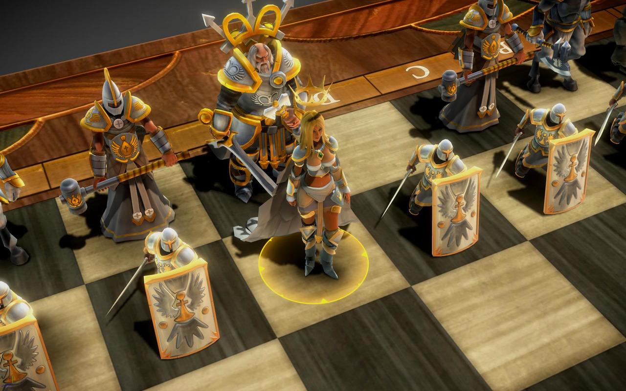 Battle VS Chess PC (ECHEC) GFWL By Wufooo SKIDROW URL Raccourcie