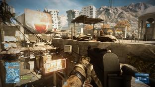 Test Battlefield 3 : Aftermath PC - Screenshot 2