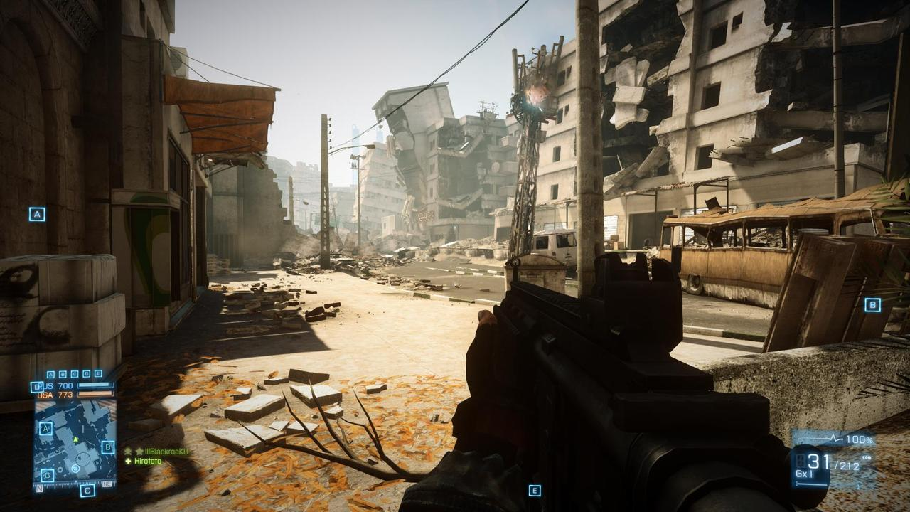 Images Battlefield 3 : Aftermath PC - 4