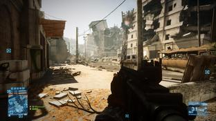 Test Battlefield 3 : Aftermath PC - Screenshot 3