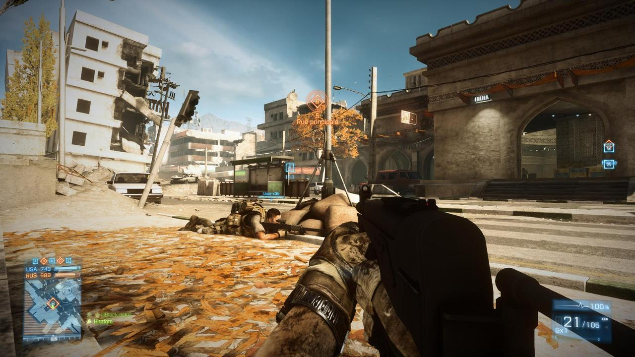 Images Battlefield 3 : Aftermath PC - 9