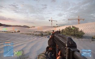 Battlefield 3 : Armored Kill PC - Screenshot 124
