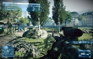 Battlefield 3 PC - Sc