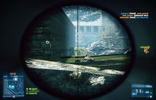 Battlefield 3 PC - Screenshot 386