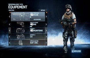 Battlefield 3 PC - Screenshot 419