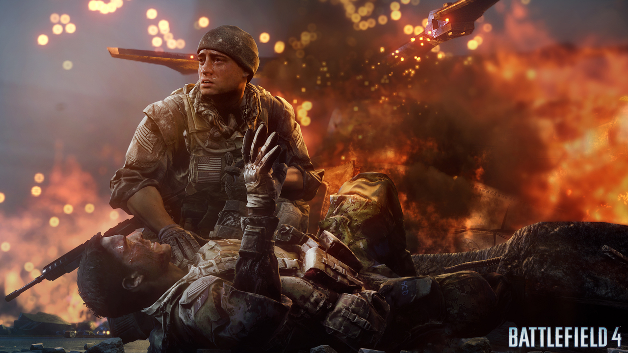 Battlefield 4 Update 4 RELOADED