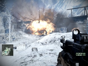 Test Battlefield : Bad Company 2 PC - Screenshot 64