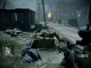 Test Battlefield : Bad Company 2 PC - Screenshot 66