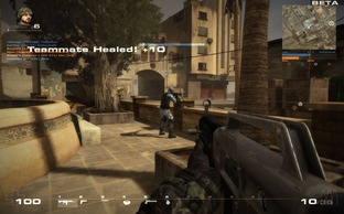 Test Battlefield Play4Free PC - Screenshot 5
