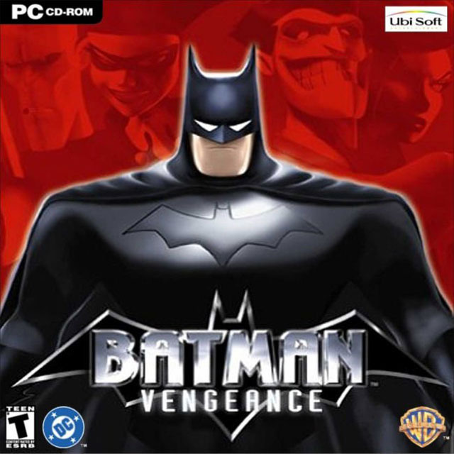 batman vengeance sur pc. Black Bedroom Furniture Sets. Home Design Ideas