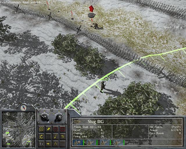 اللعبة الحربية الرهيبة شبيهة كوماندوز 1944.Battle.Of.The.Bulge