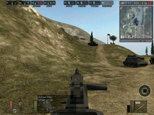 Test Battlefield 1942 : Campagne D'Italie PC - Screenshot 8