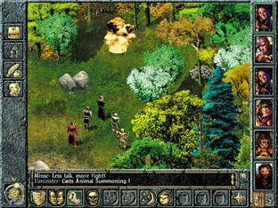 Test Baldur's Gate PC PC - Screenshot 1