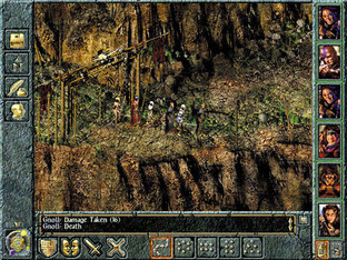 Test Baldur's Gate PC PC - Screenshot 2