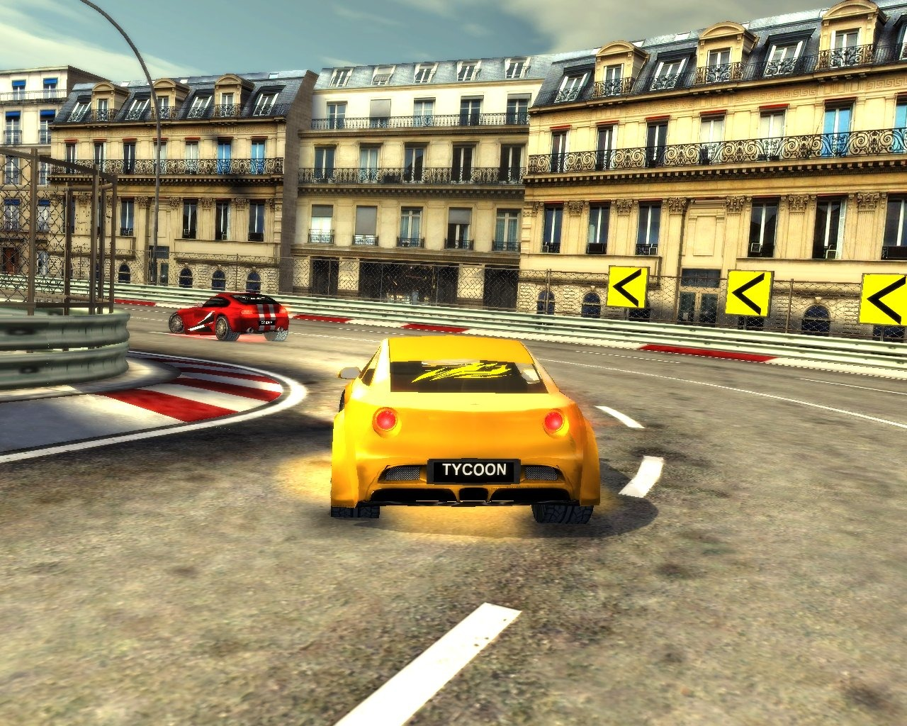 Images Big City Racer PC - 9
