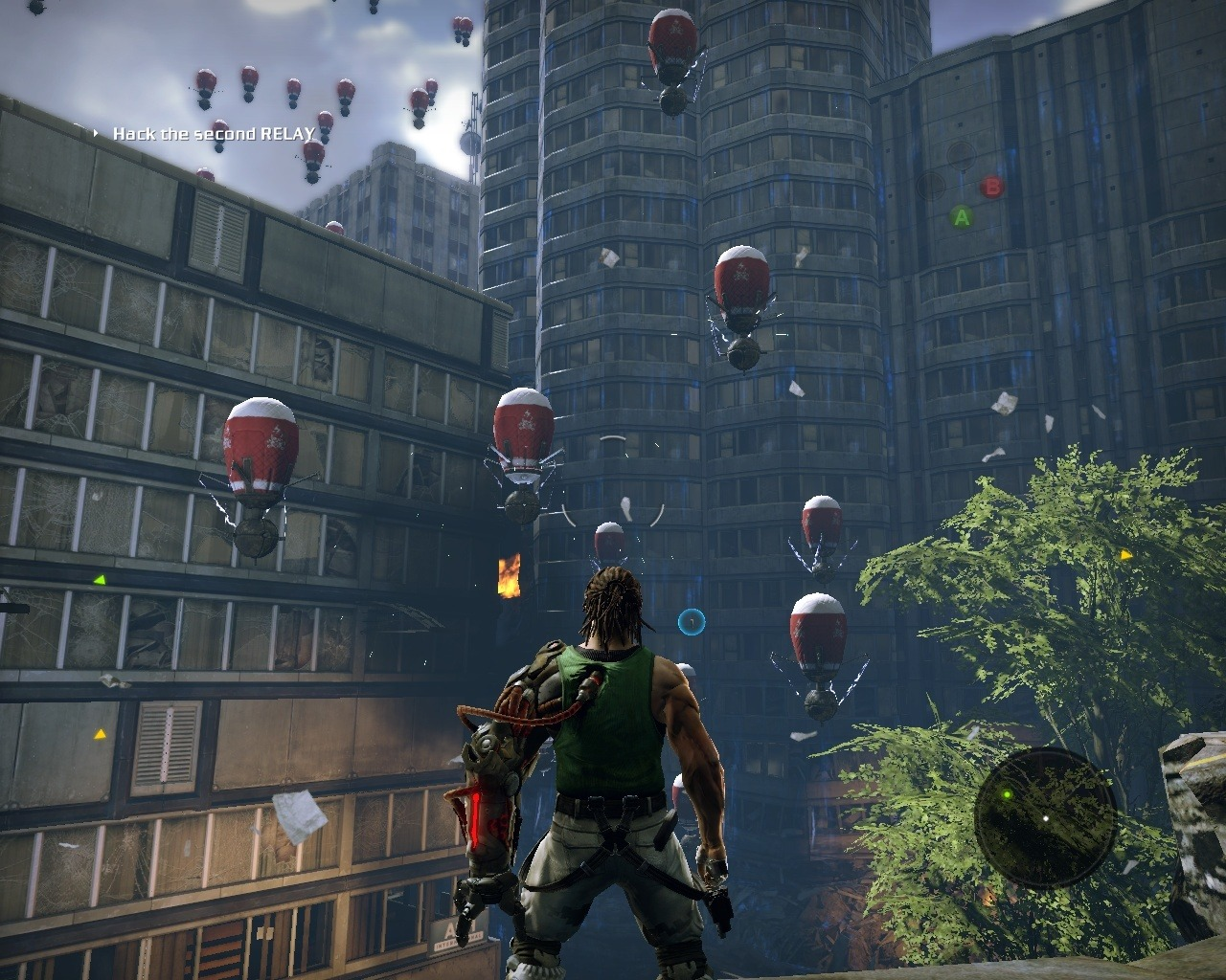 Images Bionic Commando PC - 106
