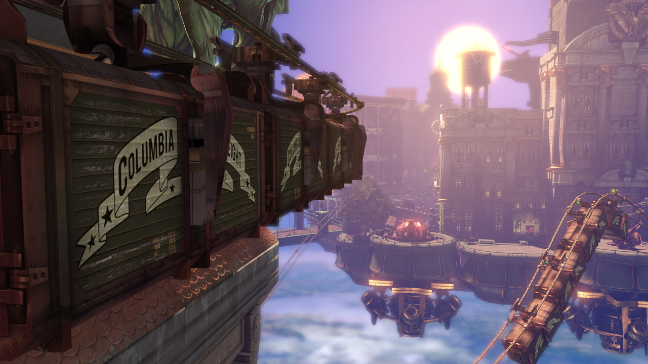BioShock Infinite PS3 DUPLEX
