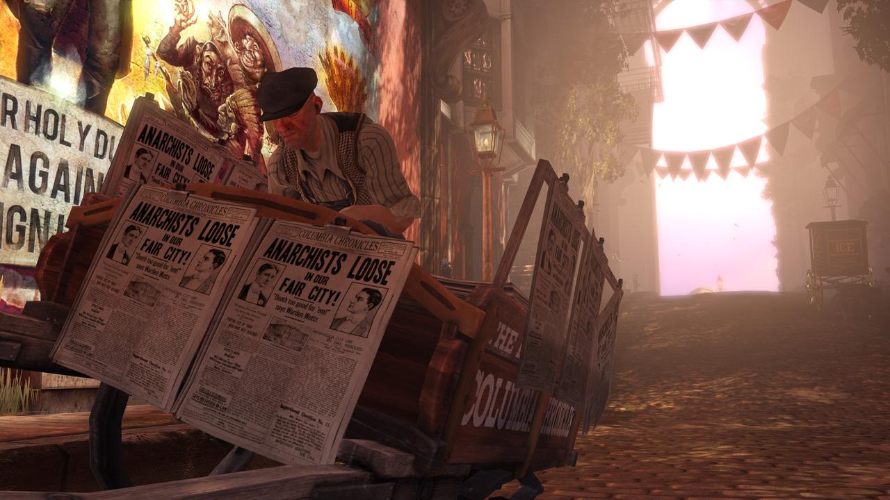 BioShock Infinite FLT