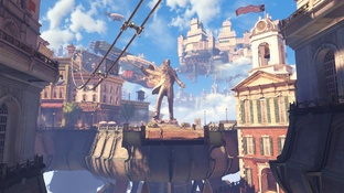 BioShock Infinite: 3 new pictures