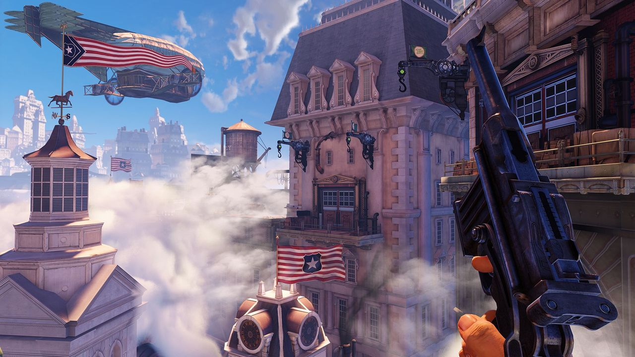 BioShock Infinite   MULTI   FULL UNLOCKED   CRACK