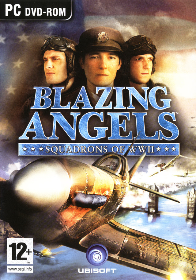 Blazing Angel Squadron of WWII preview 0