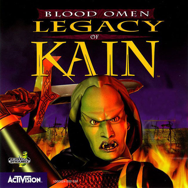 Blood Omen - Legacy of Kain   [PC - French] [FS]